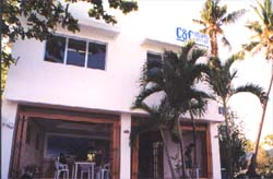 Korean dive shop in Cebu's Mactan Island