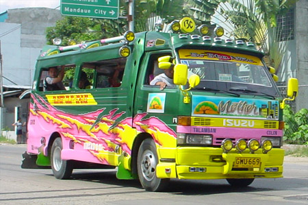 More Jeepneys